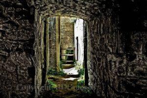 Kassteel Hunaudaye; kasteel Bretagne