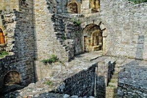 Kasteel Hunaudaye; kasteel Bretagne
